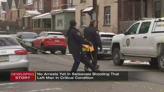 23-year-old man shot several times in Swissvale