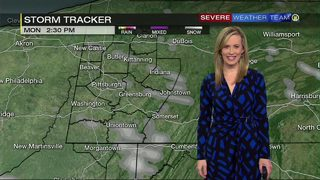 Travel impacts - Storm Tracker - 5 day