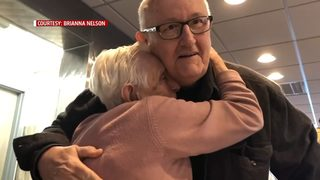 VIDEO: PA woman meets brother for first time in over 70 years