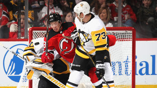 Penguins avoid being swept by Devils, beat New Jersey 4-3