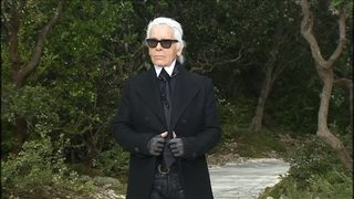 VIDEO: Designer Karl Lagerfeld has died