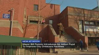 $2 million fund announced to upgrade Pittsburgh child care facilities