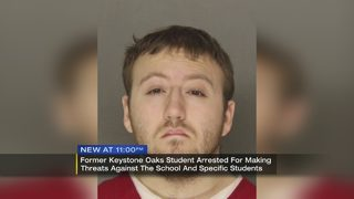 Man threatened students by name, said he would blow up local school, police say