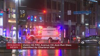 Man dies from injuries after hit and run outside PPG Paints Arena