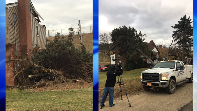 PITTSBURGH WEATHER: LIVE UPDATES: Intense winds lead to