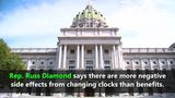 VIDEO: Proposed bill to eliminate Daylight Saving Time