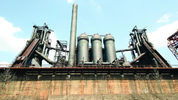 There is a proposal to put a film production studio at the Carrie Furnace site. (Pittsburgh Business Times)