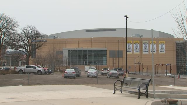 CIVIC ARENA SITE: Pittsburgh Penguins announce plans for