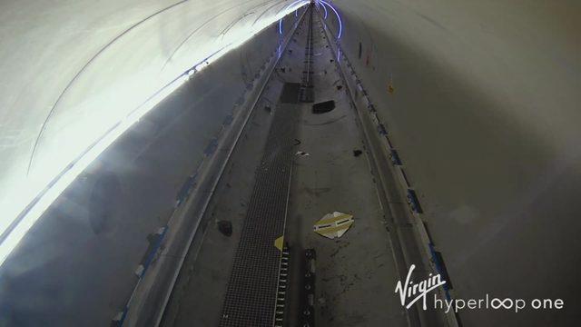 Big endorsement brings Hyperloop one step closer to reality
