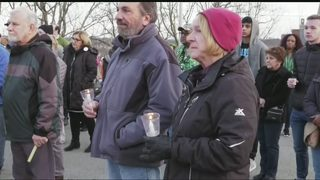 Candlelit vigil held locally for victims of New Zealand mosque attacks