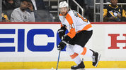 (Photo by Justin Berl/Getty Images) *** Local Caption *** Sean Couturier
