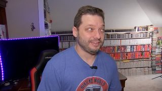 VIDEO: Man claims largest video game collection