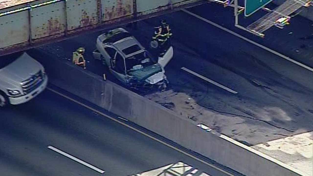PARKWAY WEST CRASH: Police: Driver accused of causing crash
