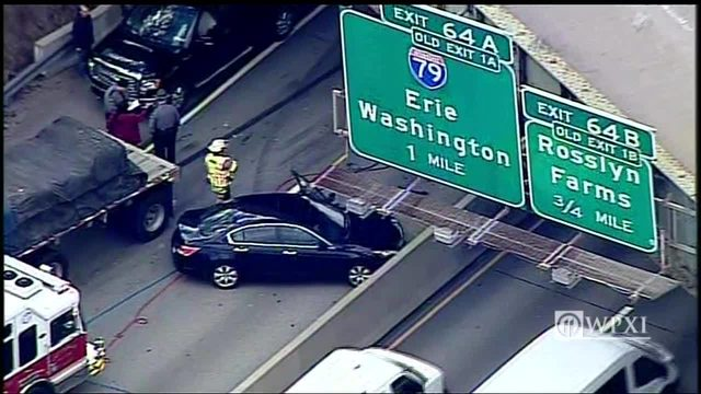 PARKWAY WEST CRASH: Police: Driver accused of causing crash that