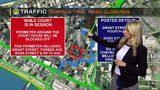 TRAFFIC: Rosfeld trial road closures (3/19/19)