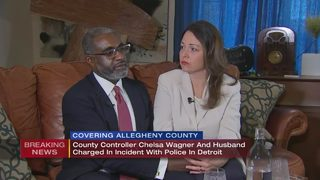 Allegheny Co. official, husband charged after altercation with Detroit police