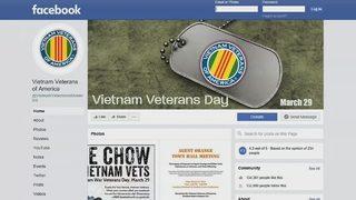 Fake social media accounts targeting veterans