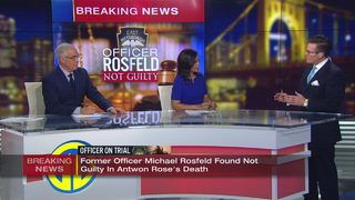 Channel 11 legal analyst Phil DiLucente breaks down not guilty verdict for Michael Rosfeld