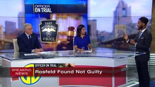 SPECIAL REPORT: Rosfeld found not guilty