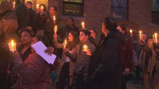 Prayer vigil for justice and healing held in Hill District