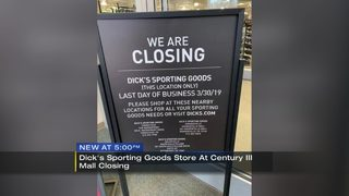 Century III Mall loses another tenant as Dick