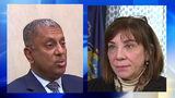 Republican D. Raja and Democrat Pam Iovino are running in the special election to replace Guy Reschenthaler in Pennsylvania's 37th Senate District.