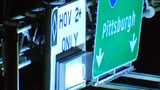 HOV lanes on Parkway North closed through mid-June