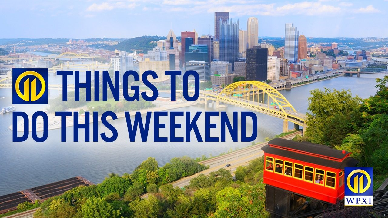 PITTSBURGH EVENTS: 11 things to do in Pittsburgh this weekend (8/9-8