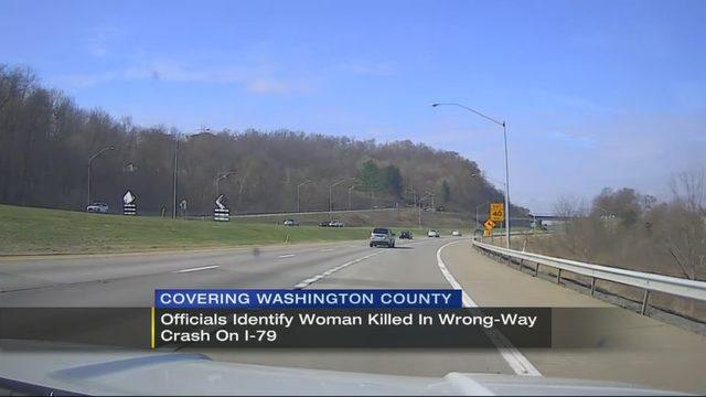 I79 WRONG WAY CRASH: 1 driver killed, another injured in wrong-way