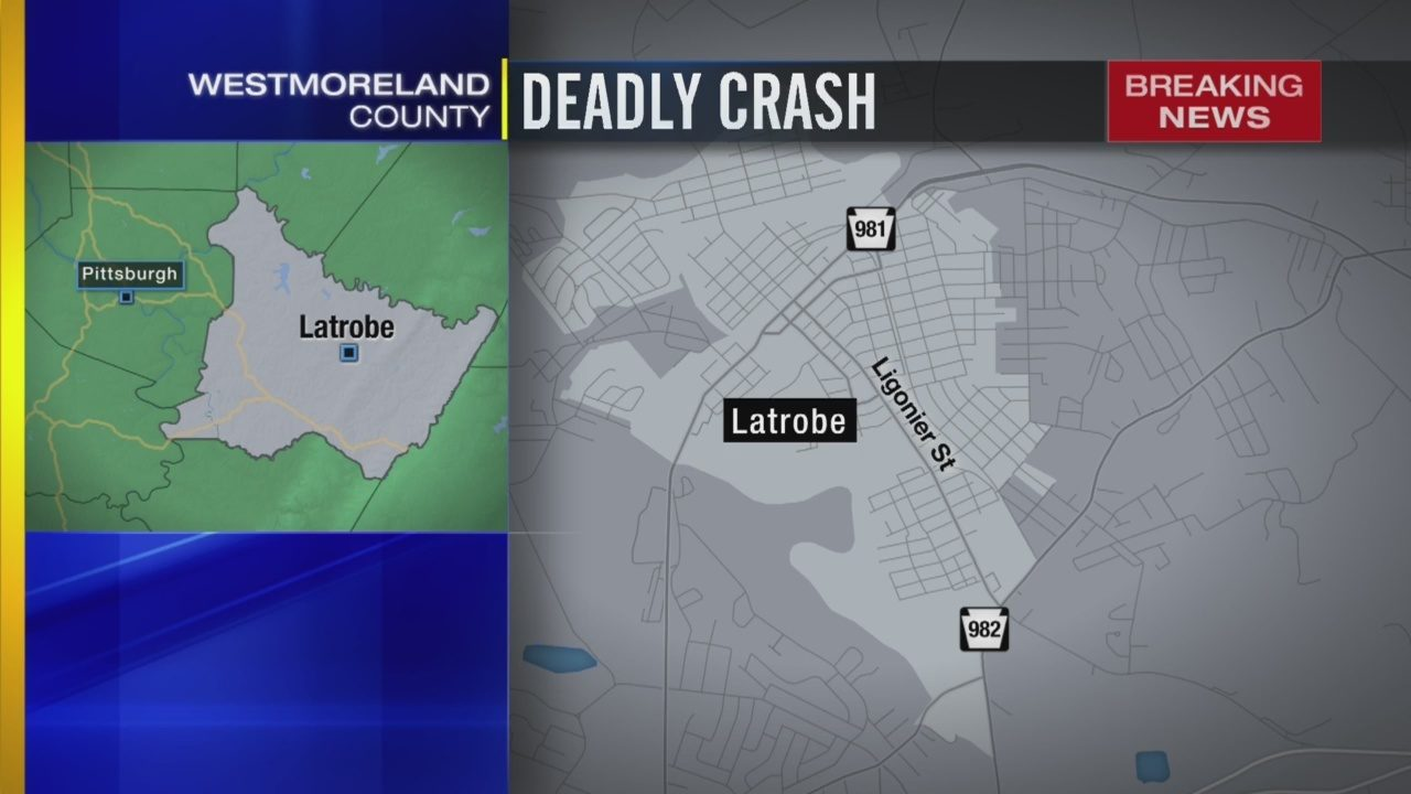LATROBE MOTORCYCLE CRASH: One killed in motorcycle crash in