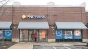 The exterior of PNC's newest branch on home turf or, more specifically, on the Waterfront. PHOTO: Pittsburgh Business Times