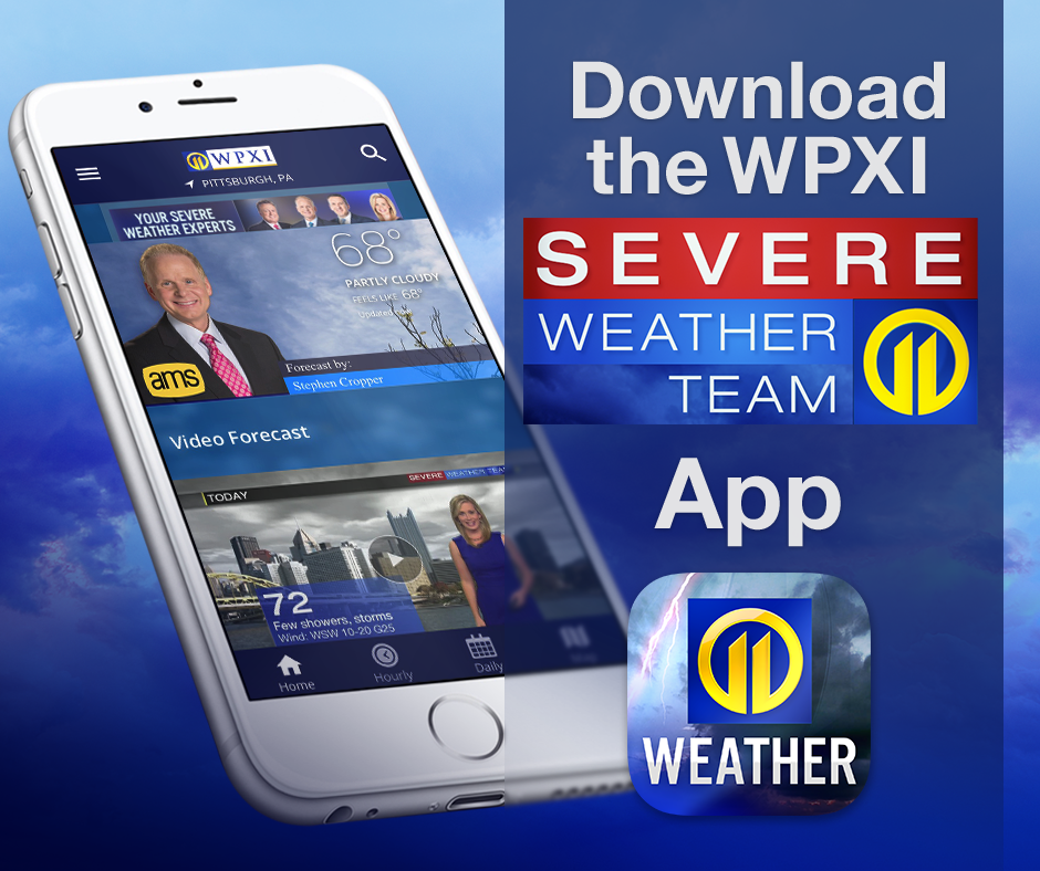 Pittsburgh Local Weather Maps | WPXI