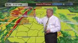 Severe Weather Team 11 update (7:15 p.m.)