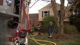 A 6-year-old boy helped save his grandmother from a fire in Jefferson Hills.