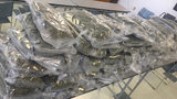 State troopers nabbed 75 pounds of marijuana from a car getting off the New Stanton interchange.