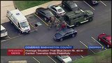Man in custody after hostage incident in Washington County