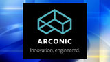 The logo of Arconic, the spin-off company from Alcoa Inc. (NYSE: AA).
