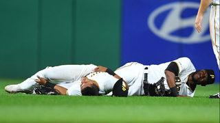 Lyles, Marte, González injured in Pirates
