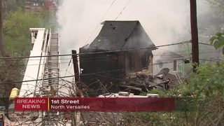Fire chief: Resident unaccounted for after fire destroys local home