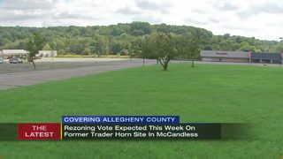 Rezoning vote expected this week on former Trader Horn site in McCandless