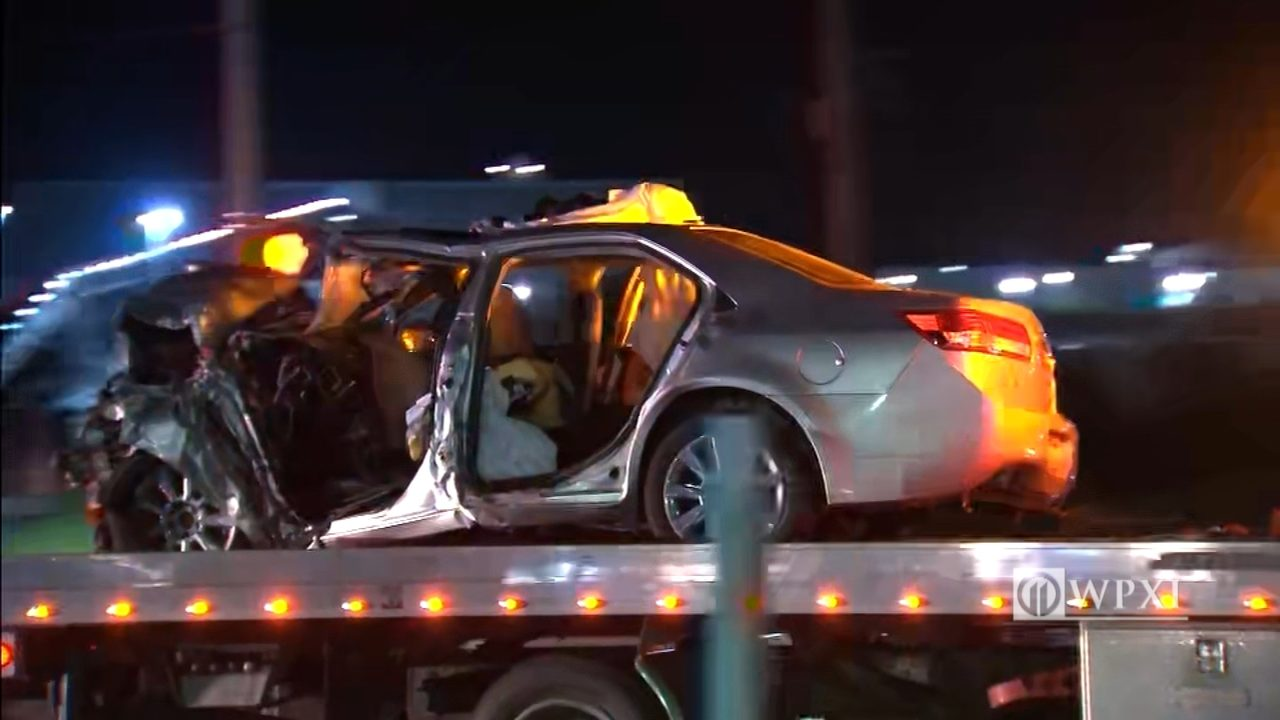 ROUTE 65 CRASH: 4 people killed in wrong-way crash on Route