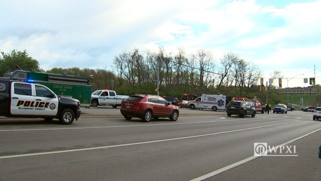 PHOTOS: Fatal crash on Steubenville Pike | WPXI