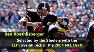 Ben Roethlisberger career highlights