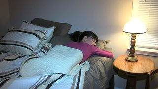VIDEO: Women snore too