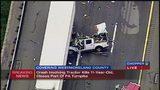 11-year-old boy killed in crash on Pa. Turnpike