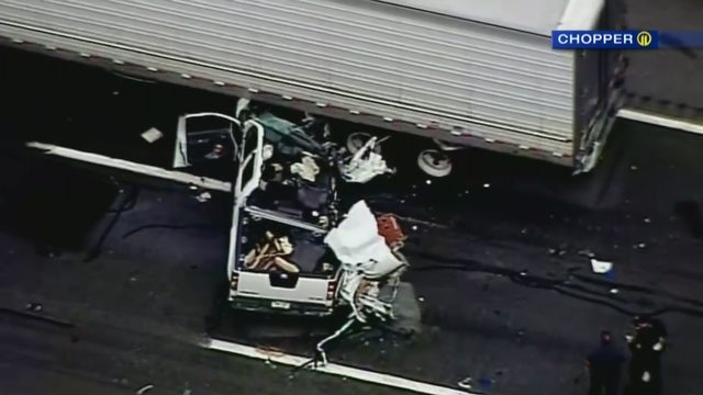PA TURNPIKE CRASH: Boy killed in crash on Pa  Turnpike was