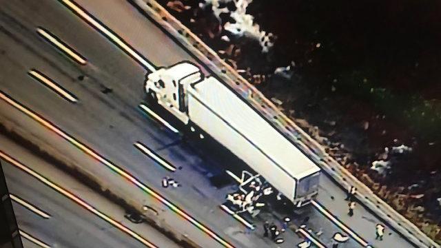 PA TURNPIKE CRASH: Boy killed in crash on Pa  Turnpike was