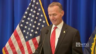 RAW VIDEO: News conference on stolen bible