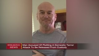 Release approved for Coast Guard officer accused of terror