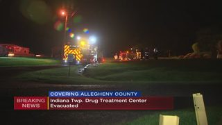 Teen rehab center in Allegheny Co. evacuated, 14 taken to hospital